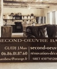 B.E.J  SECOND OEUVRE BATIMENT