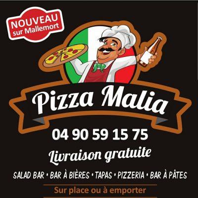 PIZZA MALIA