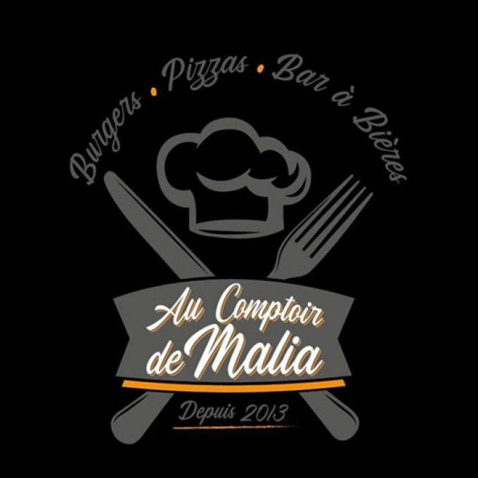 AU COMPTOIR DE MALIA