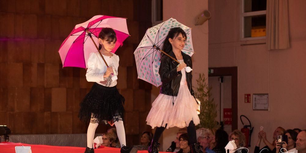 Une grande réussite pour le défilé de mode