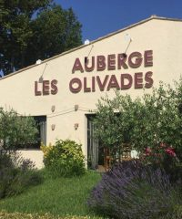L'AUBERGE LES OLIVADES